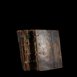 Bible Copte Manuscrite en...