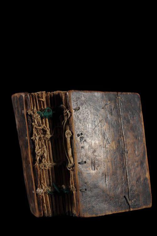 Bible Copte Manuscrite en parchemin - Ethiopie