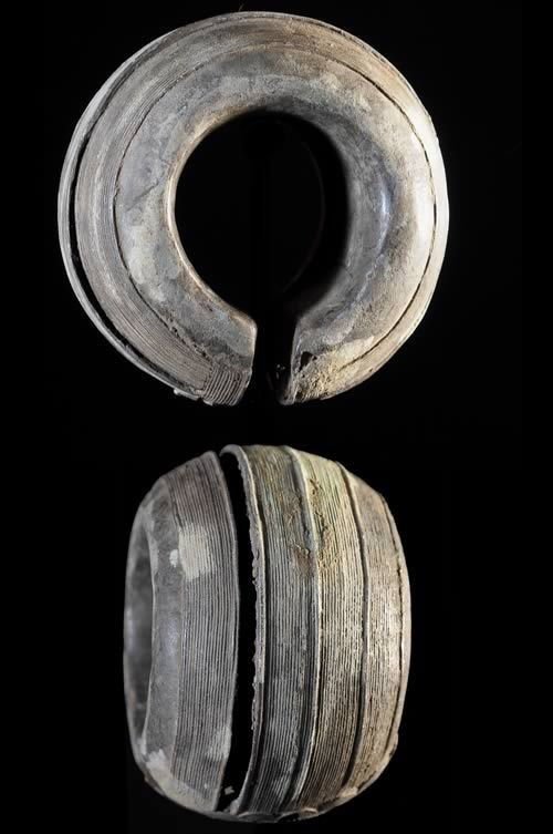 Bracelet Kpere ou Nga Ngbli - Baoule - Côte d'Ivoire