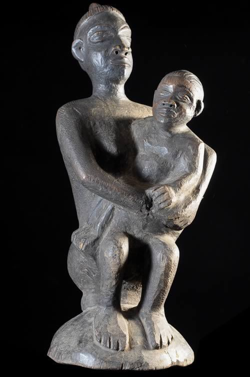 Maternite - Pende - RDC Zaire