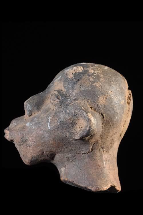 Poterie Anthropomorphe - Lobi - Burkina Faso