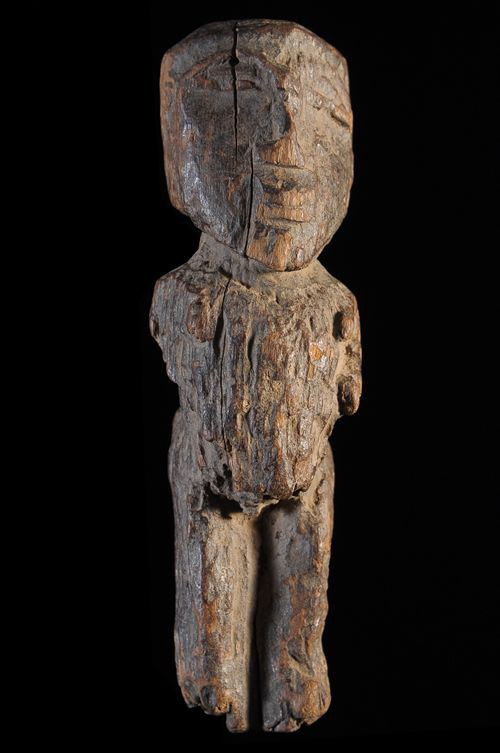 Fetiche Bateba ou Bouthiba ordinaire - Ethnie Lobi - Burkina