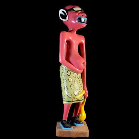 Sculpture Shetani Mere -...