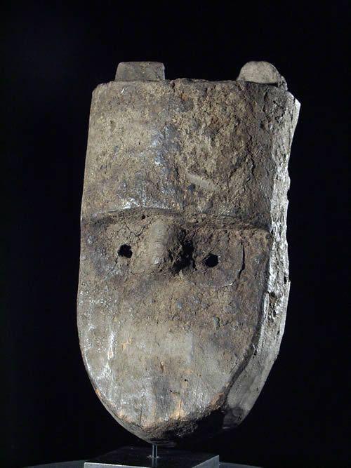 Masque de ceremonie - Ethnie Toma - Guinee - Masques africains