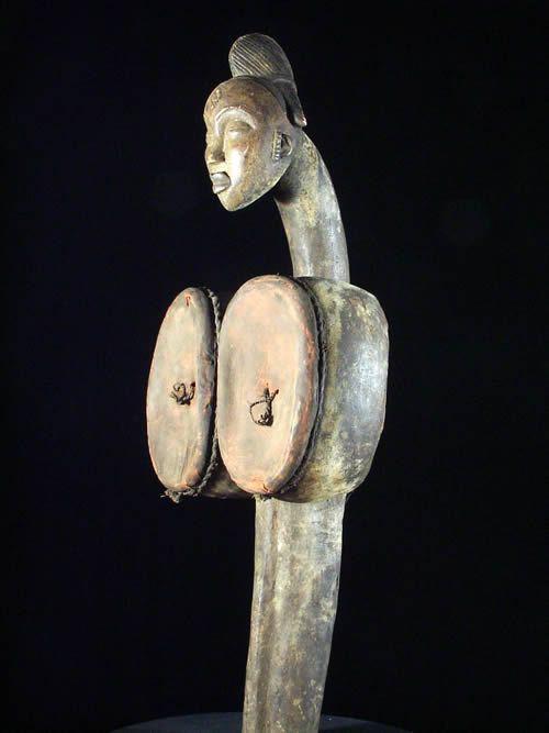 Soufflet de forge - Ethnie Pounou / Punu - Gabon - Objets usuels