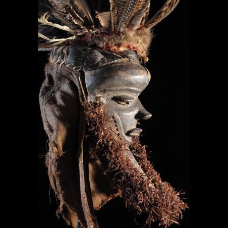 Masque Muyombo - Pende -...