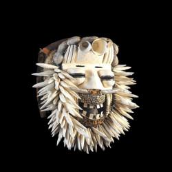 Masque Polychrome Sacre /...