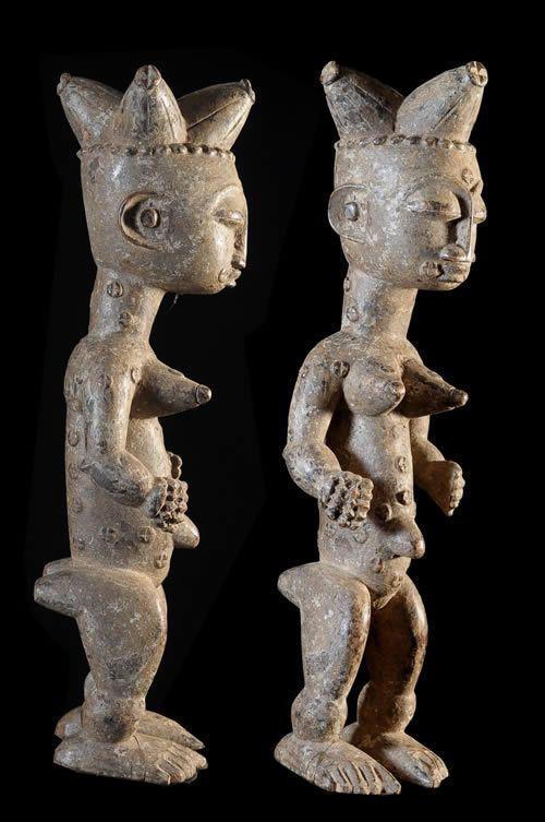 Couple Royal 1 Reine - Attie - Côte d'Ivoire