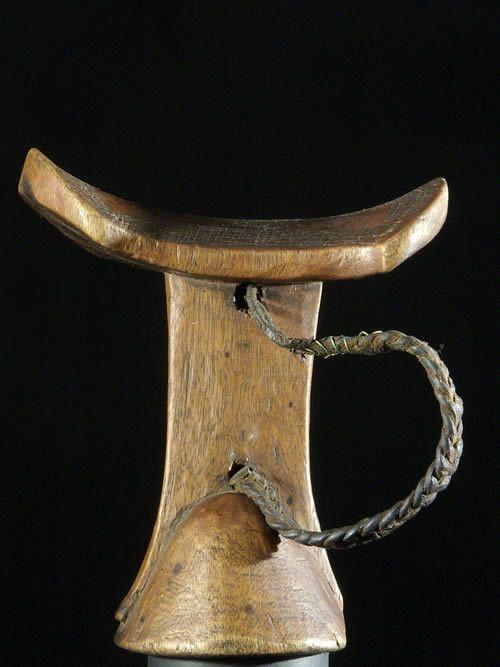 Appuie nuque - Turkana - Kenya