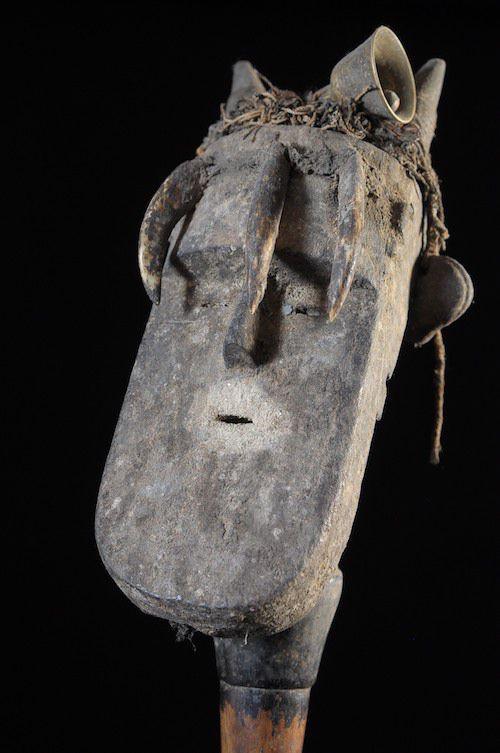 Masque ou Marotte a poignee - Toma / Loma - Liberia