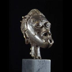 Fragment de bronze - Baoule...