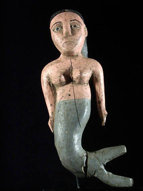 Statuette Vaudou Mami Wata - Ewe - Benin - Culte Vaudou