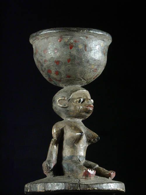 Coupe Adjere Fa - Yoruba - Benin - Culte Vaudou