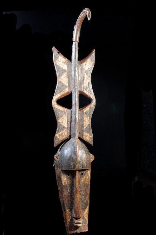 Masque Newenka de forgeron - Bobo Fing - Burkina Faso
