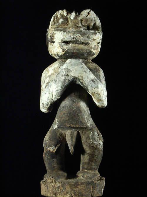 Singe m botumbo- Baoule - Cote d'Ivoire - Statuaire africaine