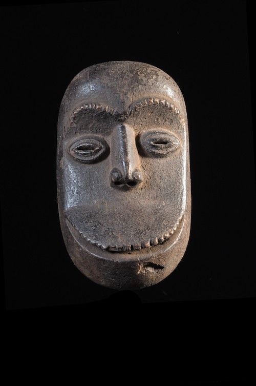 Masque de famille - Hemba - RDC Zaire
