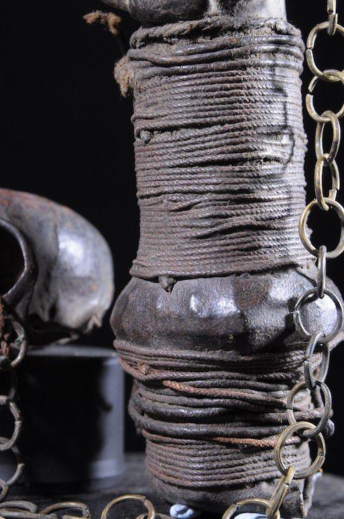 Buste poupée du Bwiti - Fang / Ntumu - Gabon