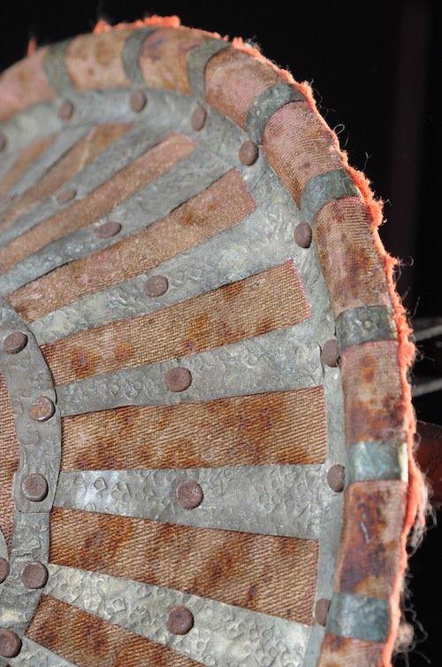 Bouclier en cuir - Amarro / Amhara - Ethiopie