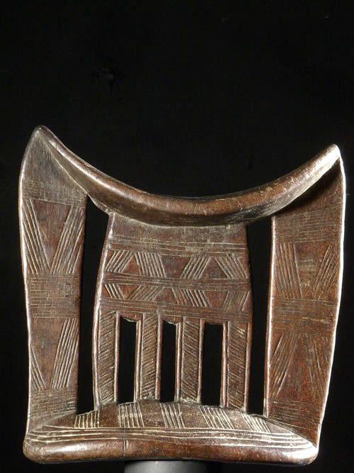 Appuie Nuque - Gurague - Ethiopie - Appuie nuques Africains