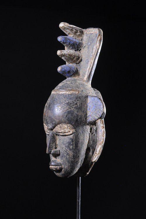 Masque de famille - Djimini ou Ligbi - Côte d'Ivoire