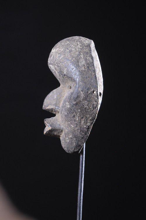 Masque passeport  autel - Dan / Yacouba - Côte d'Ivoire