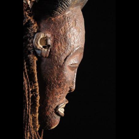 Masque Mwana Pwo - Chokwe /...