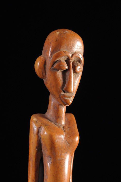 Bateba amulette en os - Lobi - Burkina Faso