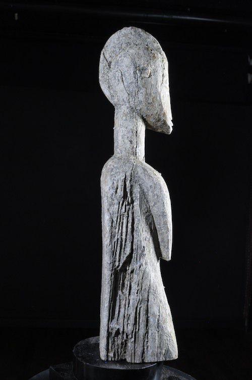 Poteau Moaga Fragment - Mossi - Burkina Faso