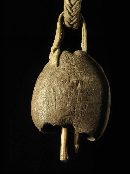 Cloche a dromadaires - Afar - Ethiopie - Objets usuels