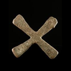 Lingot de cuivre - Croix de...