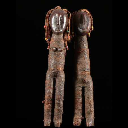 Couple rituel - Sukuma -...