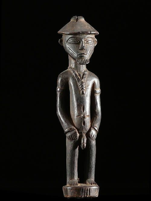Statue Ihambe - Tiv - Nigeria