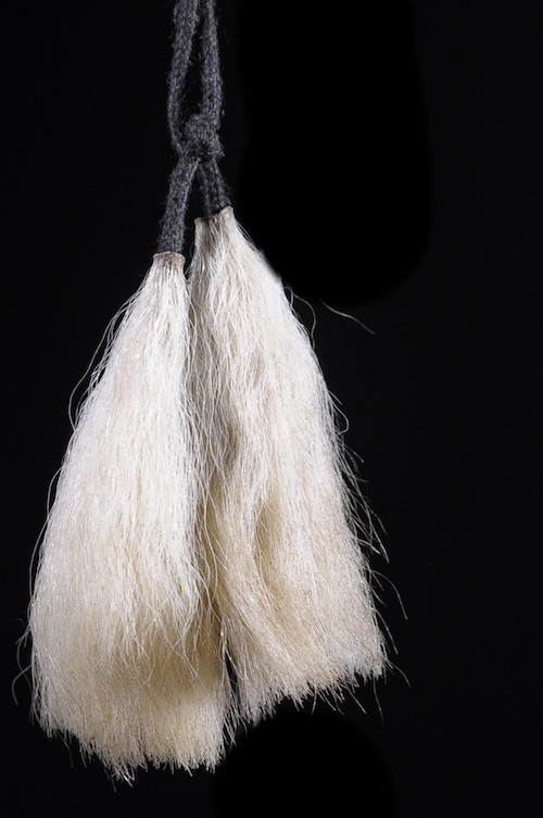 Tour de bras en cuir elephant ou hippo - Konso - Soudan - Bijoux