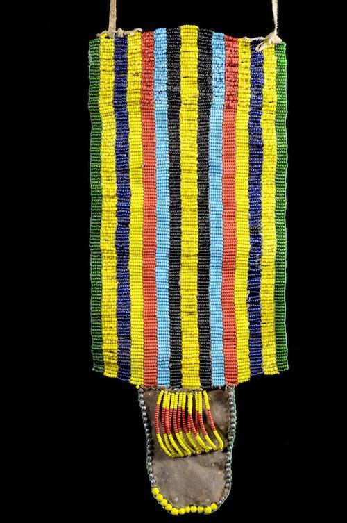 Tablier ou cache sexe - Bana - Ethiopie