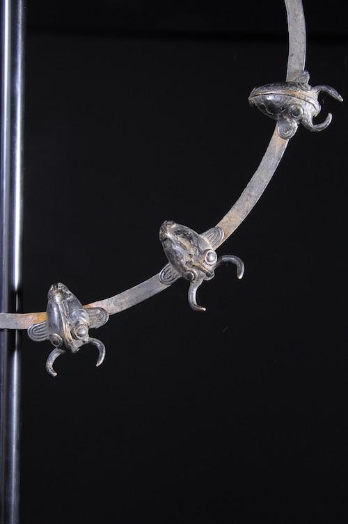Collier en bronze - Bamileke / Bamoun - Cameroun