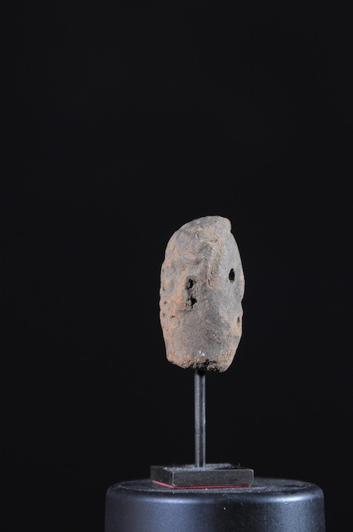 Tête anthropomorphe - Sao - Cameroun / Tchad - Poteries