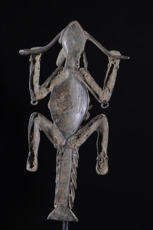 Plaque Pectorale lapin - Lobi / Toussian - Burkina Faso