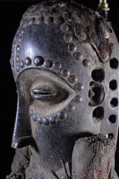 Masque Plateau - Bete - Côte d'Ivoire