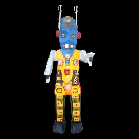 Whisk robot - Sculpture...