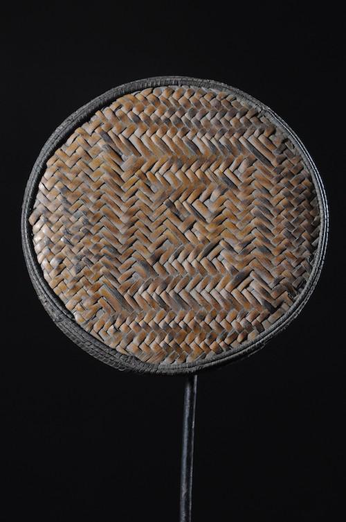 Boite a fard ou bijoux - Kuba / Bakuba - RDC Zaire