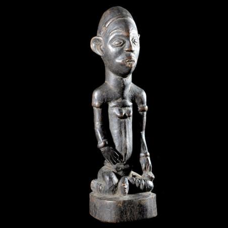 Statue autel ancetre -...