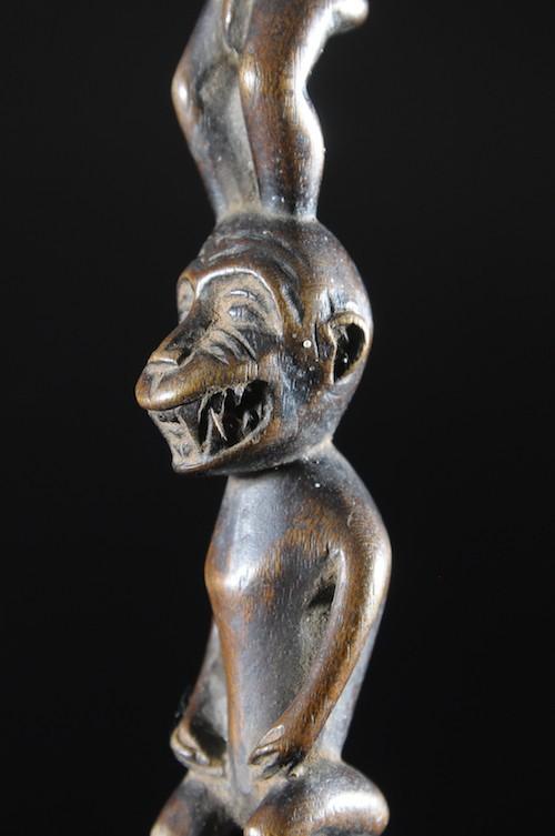 Marteau de gong - Lawle - Baoule - Côte d'Ivoire - Divination