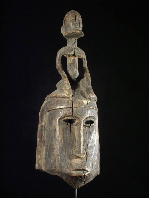 Masque de ceremonie - Ethnie Dogon - Mali - Masques africains