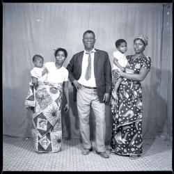 Série Familles années  60 -...