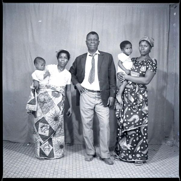 Série Familles années  60 - Clic Clac Baby - Tirage photographique