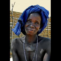 Femme Gourmantche de Botou...