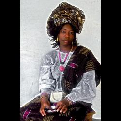 Femme de Dapaong Togo -...