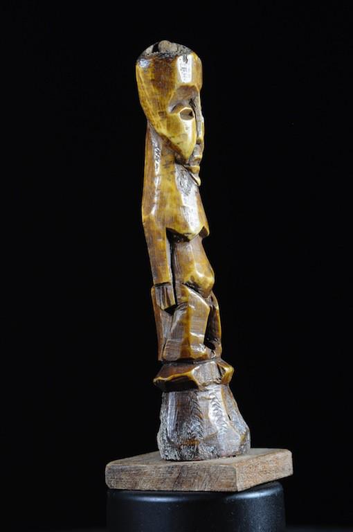 Statuette insigne Iginga en os - Lega - RDC Zaire