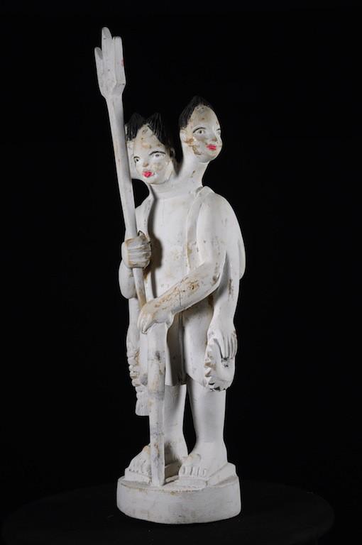 Figurine du culte de Mami Wata - Ewe - Togo - Culte Vaudou