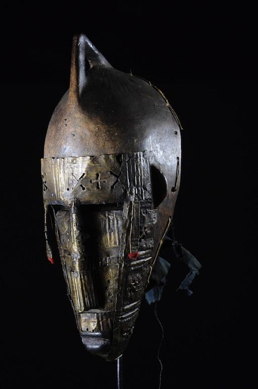 Masque facial Ntomo - Bambara / Marka - Mali